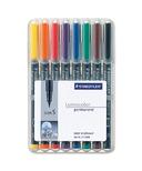 Staedtler Lumocolour X-Fine Fibre-Tip Ink Pens