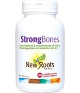 New Roots Herbal Strong Bones