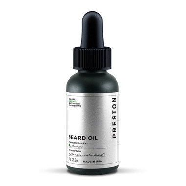 Preston Masai Beard Oil