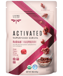 Living Intentions Superfood Cereal Radiant Raspberry