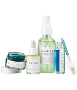 Herbivore Balance + Clarify Natural Skincare Mini Collection