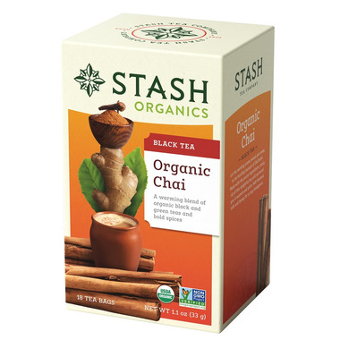 Stash Organic Chai Tea