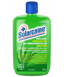 Solarcaine Medicated Lidocaine Gel