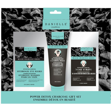 Danielle Creations Power Detox Charcoal Gift Set