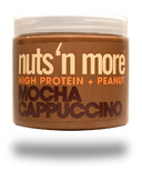 Nuts n More High Protein Peanut Butter Mocha Cappuccino