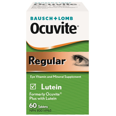 Bausch & Lomb Ocuvite Plus with Lutein