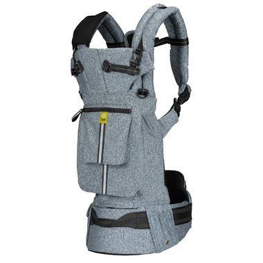 Lillebaby Pursuit Pro Carrier Heathered Grey