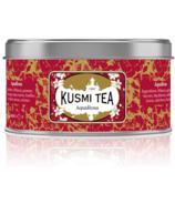 Kusmi Loose Leaf Tea Aquarosa Hibiscus, Apple & Berries Blend