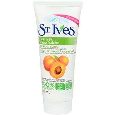 St. Ives Blemish Fighting Apricot Cleanser