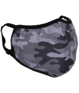 iScream Black Camo Mask Child Size