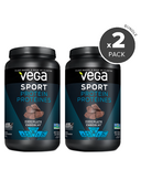 Vega Sport Protein Chocolate Flavour 2 Pack Bundle