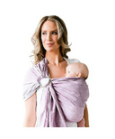 Lillebaby Eternal Love Ring Sling Pomegranate