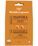 Wedderspoon Organic Manuka Honey Drops Honey with Echinacea