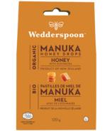 Gouttes au miel de Manuka biologique, miel à l'Echinacée de Wedderspoon