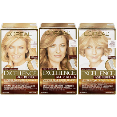 L\'Oreal Excellence Age Perfect Hair Color
