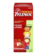 Tylenol Children's Fever & Pain Suspension Liquid