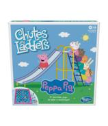Hasbro Chutes and Ladders Peppa Pig