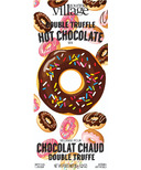 Gourmet du Village Donut Double Truffle Hot Chocolate Mix
