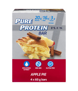 Pure Protein Plus Bar Apple Pie