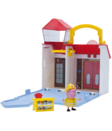 Peppa Pig Little Places Little Firehouse Playset