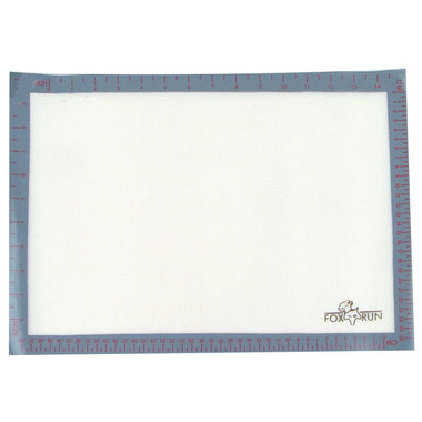 Small Non-Stick Silicone Baking Mat with Measurements
