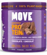 Poudre de protéines MOVE au chocolat