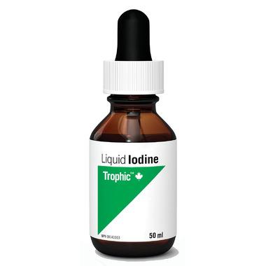 Trophic Liquid Iodine