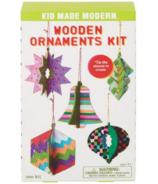 Kid Made Modern Wooden Ornament Kit