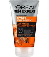 L'Oréal Paris Men Expert nettoyant visage pour hommes avec vitamine C + guarana