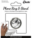 iDecoz Silver Phone Ring
