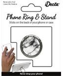 iDecoz Silver Phone Ring