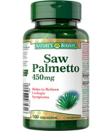Nature's Bounty Saw Palmetto