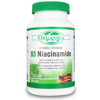 Organika Niacinamide Vitamin B3