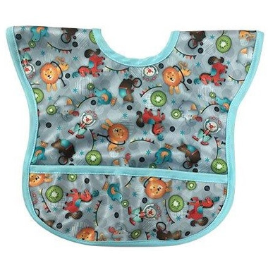 Bummis Best-Ever Bib Circus