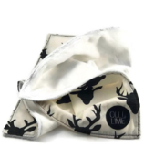OLLI + LIME Deer Security Blanket Lovey