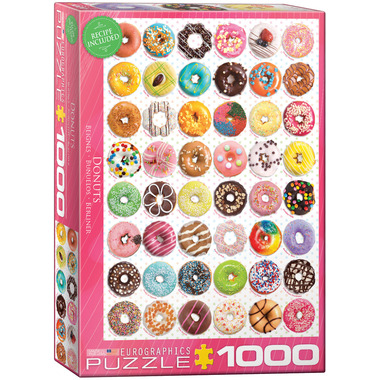 Eurographics Donuts Puzzle