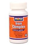 NOW Foods Iron Complex