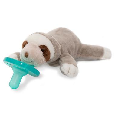 WubbaNub Limited Edition Baby Sloth Plush Pacifier