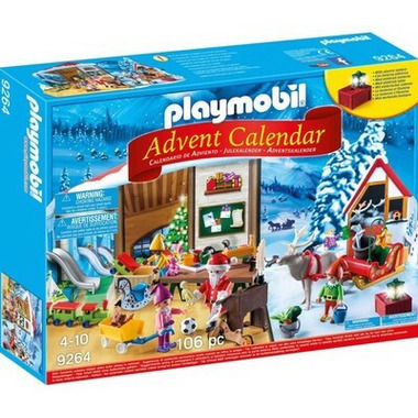 Playmobil Santa\'s Workshop Advent Calendar