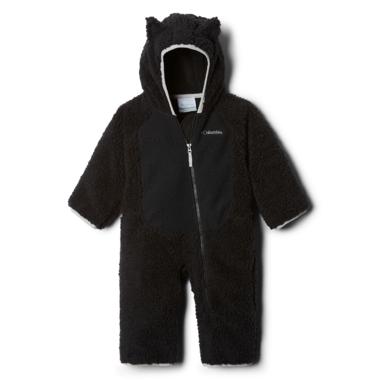 Columbia Foxy Baby Sherpa Bunting Black