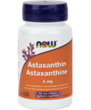 NOW Foods Astaxanthin Veg Softgels