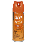 OFF! Active Aerosol Insect Repellent