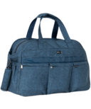 Lug Airbus Weekender Bag Heather Navy