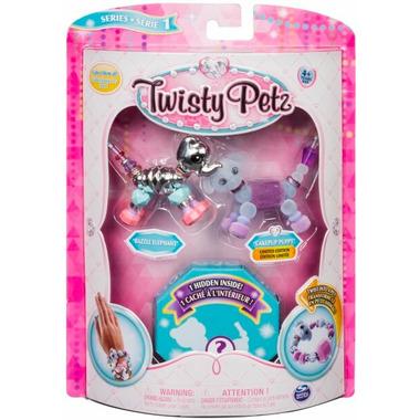 Twisty Petz Razzle Elephant, Cakepup Puppy and Hidden Surprise