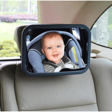 Jolly Jumper Driver\'s Baby Mirror 360 View