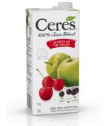 Ceres Organic secrets de la vallée 100 % jus de fruits