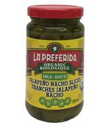 La Preferida Organic Jalapeno Nacho Slices Mild