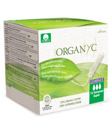 Organ(y)c Super Organic Cotton Compact Applicator Tampons