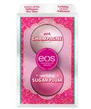 eos Pink Champagne Sugar Plum Lip Balm Sphere Gift Set