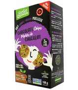 GoGo Quinoa Soft Cookies With Chocolate Chips